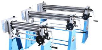 MACHINES USED IN SHEET METAL SHOP