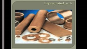 LIMITATIONS OF POWDER METALLURGY