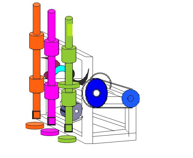 cam-operated-hammer-bending-machine
