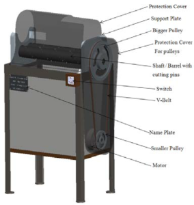 design-and-fabrication-of-coconut-dehusking-machine