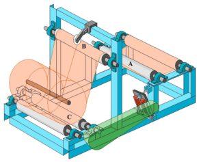 paper-cutting-and-rewinding-machine