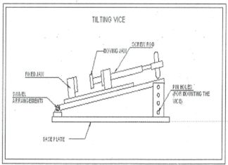 design-and-fabrication-of-tilting-vice