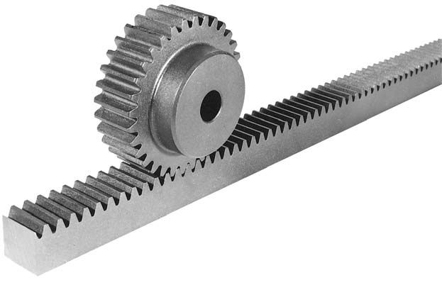 rack-and-pinion