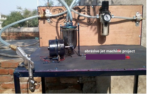 actual-assembly-of-abrasive-jet-machining