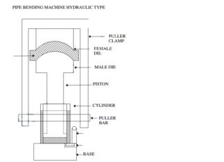 fabrication-of-hydraulic-pipe-clamp-pressing-machine